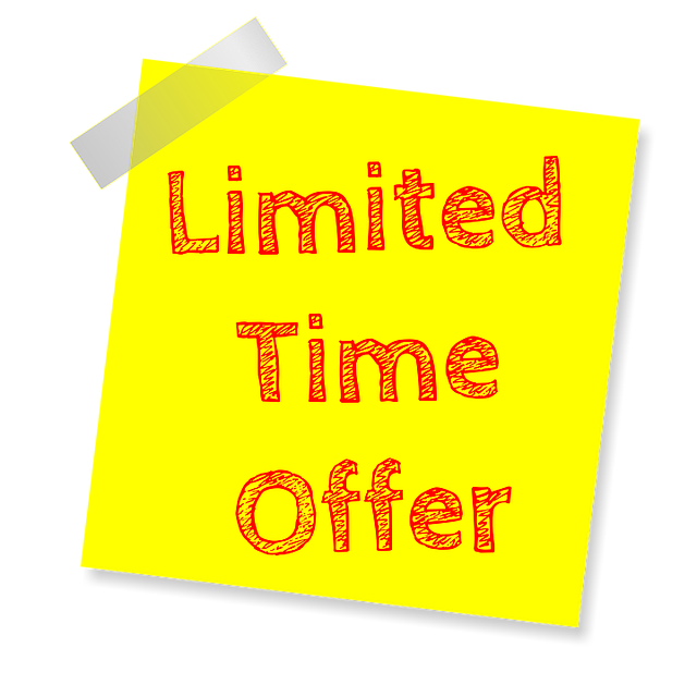 talk of frisco limited time advertising offer